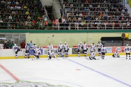 Foto a video: Exibičný hokejový zápas MšHK Bulldogs Prievidza a hviezdy NHL a Slovenska 38