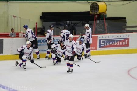 Foto a video: Exibičný hokejový zápas MšHK Bulldogs Prievidza a hviezdy NHL a Slovenska 39