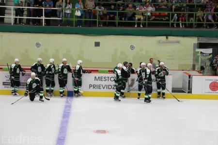 Foto a video: Exibičný hokejový zápas MšHK Bulldogs Prievidza a hviezdy NHL a Slovenska 40