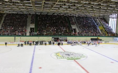 Foto a video: Exibičný hokejový zápas MšHK Bulldogs Prievidza a hviezdy NHL a Slovenska 41