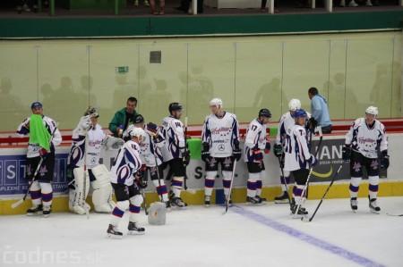 Foto a video: Exibičný hokejový zápas MšHK Bulldogs Prievidza a hviezdy NHL a Slovenska 42