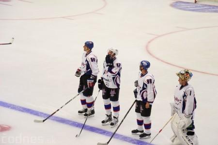 Foto a video: Exibičný hokejový zápas MšHK Bulldogs Prievidza a hviezdy NHL a Slovenska 44