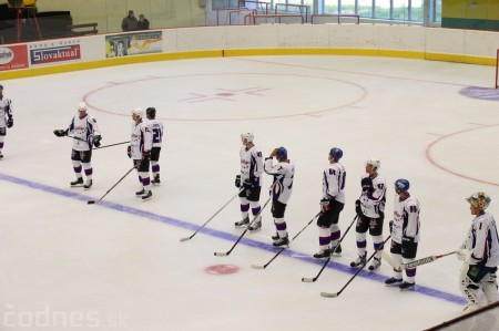 Foto a video: Exibičný hokejový zápas MšHK Bulldogs Prievidza a hviezdy NHL a Slovenska 45