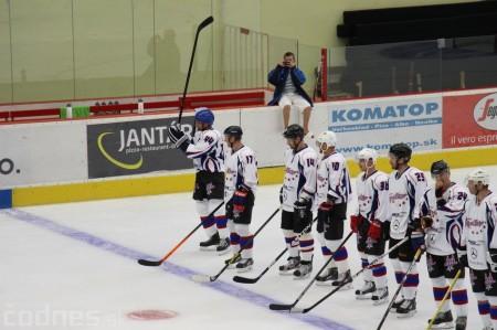 Foto a video: Exibičný hokejový zápas MšHK Bulldogs Prievidza a hviezdy NHL a Slovenska 46