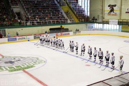 Foto a video: Exibičný hokejový zápas MšHK Bulldogs Prievidza a hviezdy NHL a Slovenska 47