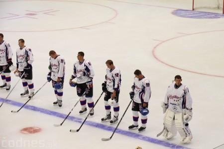 Foto a video: Exibičný hokejový zápas MšHK Bulldogs Prievidza a hviezdy NHL a Slovenska 53
