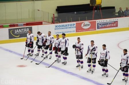 Foto a video: Exibičný hokejový zápas MšHK Bulldogs Prievidza a hviezdy NHL a Slovenska 56