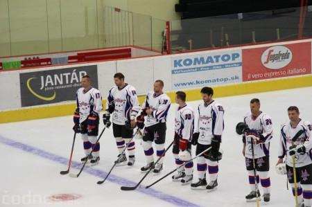 Foto a video: Exibičný hokejový zápas MšHK Bulldogs Prievidza a hviezdy NHL a Slovenska 57