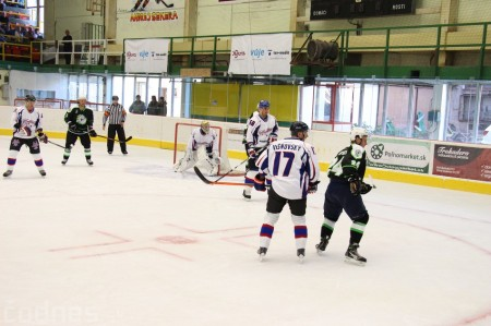 Foto a video: Exibičný hokejový zápas MšHK Bulldogs Prievidza a hviezdy NHL a Slovenska 62