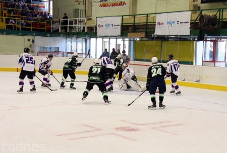 Foto a video: Exibičný hokejový zápas MšHK Bulldogs Prievidza a hviezdy NHL a Slovenska 63