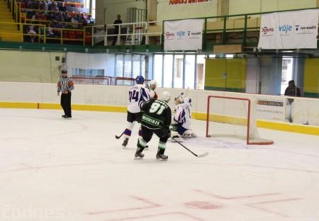 Foto a video: Exibičný hokejový zápas MšHK Bulldogs Prievidza a hviezdy NHL a Slovenska 65