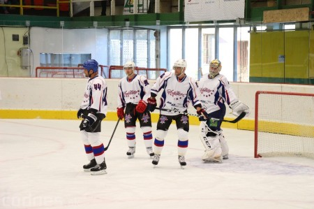 Foto a video: Exibičný hokejový zápas MšHK Bulldogs Prievidza a hviezdy NHL a Slovenska 68