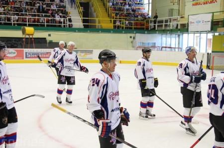 Foto a video: Exibičný hokejový zápas MšHK Bulldogs Prievidza a hviezdy NHL a Slovenska 71