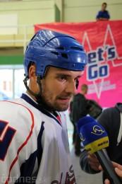 Foto a video: Exibičný hokejový zápas MšHK Bulldogs Prievidza a hviezdy NHL a Slovenska 74