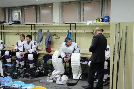 Foto a video: Exibičný hokejový zápas MšHK Bulldogs Prievidza a hviezdy NHL a Slovenska 78