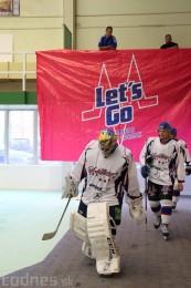 Foto a video: Exibičný hokejový zápas MšHK Bulldogs Prievidza a hviezdy NHL a Slovenska 81