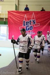 Foto a video: Exibičný hokejový zápas MšHK Bulldogs Prievidza a hviezdy NHL a Slovenska 84