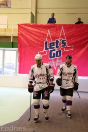 Foto a video: Exibičný hokejový zápas MšHK Bulldogs Prievidza a hviezdy NHL a Slovenska 87