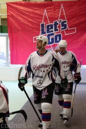 Foto a video: Exibičný hokejový zápas MšHK Bulldogs Prievidza a hviezdy NHL a Slovenska 89
