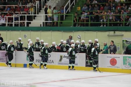 Foto a video: Exibičný hokejový zápas MšHK Bulldogs Prievidza a hviezdy NHL a Slovenska 93