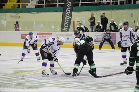 Foto a video: Exibičný hokejový zápas MšHK Bulldogs Prievidza a hviezdy NHL a Slovenska 94