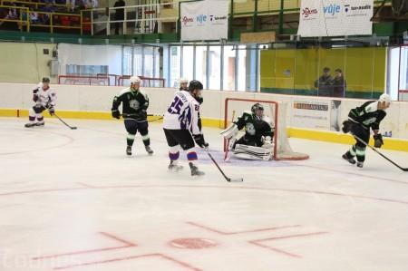 Foto a video: Exibičný hokejový zápas MšHK Bulldogs Prievidza a hviezdy NHL a Slovenska 95
