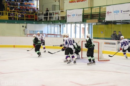 Foto a video: Exibičný hokejový zápas MšHK Bulldogs Prievidza a hviezdy NHL a Slovenska 97