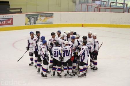 Foto a video: Exibičný hokejový zápas MšHK Bulldogs Prievidza a hviezdy NHL a Slovenska 99