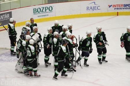 Foto a video: Exibičný hokejový zápas MšHK Bulldogs Prievidza a hviezdy NHL a Slovenska 101