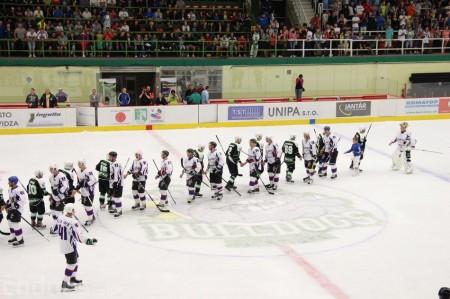Foto a video: Exibičný hokejový zápas MšHK Bulldogs Prievidza a hviezdy NHL a Slovenska 102