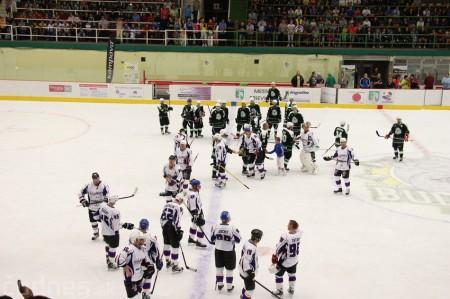 Foto a video: Exibičný hokejový zápas MšHK Bulldogs Prievidza a hviezdy NHL a Slovenska 103