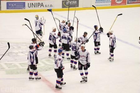 Foto a video: Exibičný hokejový zápas MšHK Bulldogs Prievidza a hviezdy NHL a Slovenska 104
