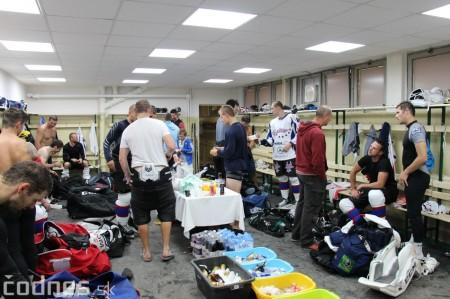 Foto a video: Exibičný hokejový zápas MšHK Bulldogs Prievidza a hviezdy NHL a Slovenska 107