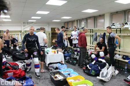 Foto a video: Exibičný hokejový zápas MšHK Bulldogs Prievidza a hviezdy NHL a Slovenska 108