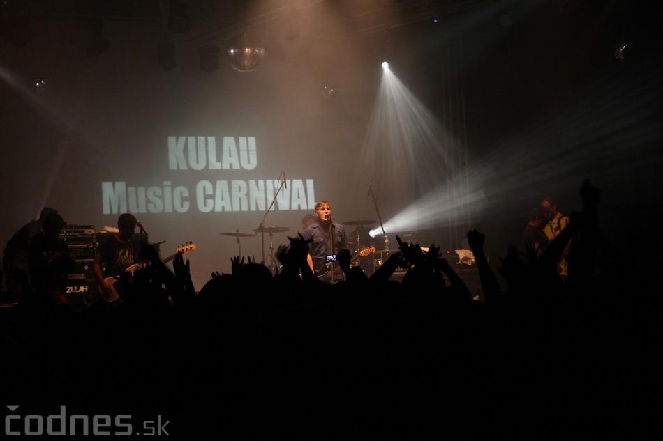 Foto a video: KULAU Music Carnival 2013