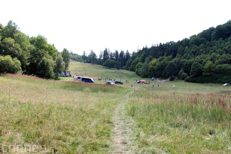 Bike Fest 05 - 2013 - downhill - skoky