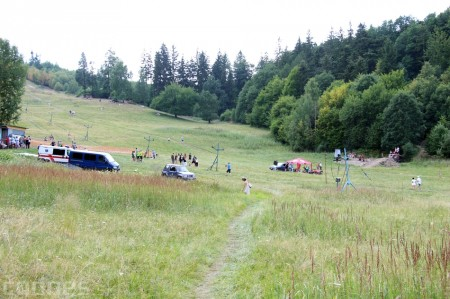 Bike Fest 05 - 2013 - downhill - skoky 1