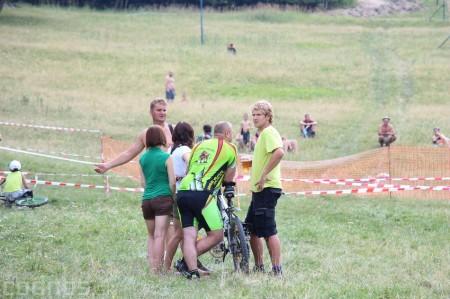 Bike Fest 05 - 2013 - downhill - skoky 2