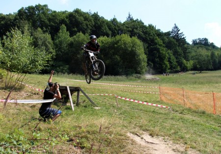 Bike Fest 05 - 2013 - downhill - skoky 22