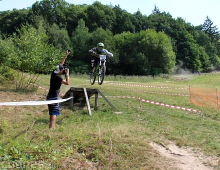 Bike Fest 05 - 2013 - downhill - skoky 23