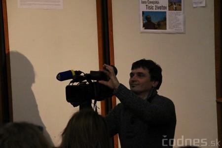 Foto a video: Mons. Róbert Bezák na festivale Jeden svet 2013 23