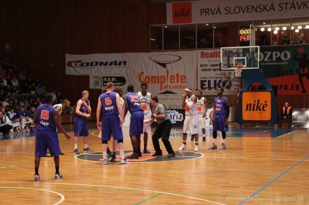 Foto a video: BC Prievidza - EDYMAX SPU Nitra 85:98 0