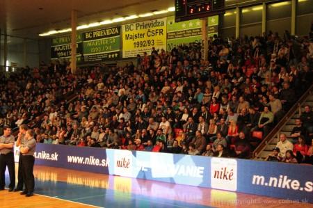 Foto a video: BC Prievidza - EDYMAX SPU Nitra 85:98 2