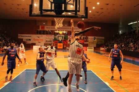 Foto a video: BC Prievidza - EDYMAX SPU Nitra 85:98 4