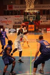 Foto a video: BC Prievidza - EDYMAX SPU Nitra 85:98 5