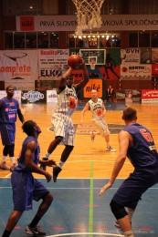 Foto a video: BC Prievidza - EDYMAX SPU Nitra 85:98 6