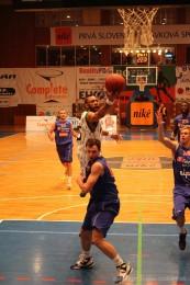 Foto a video: BC Prievidza - EDYMAX SPU Nitra 85:98 14