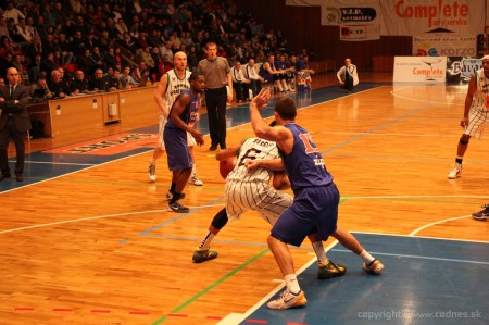 Foto a video: BC Prievidza - EDYMAX SPU Nitra 85:98 16