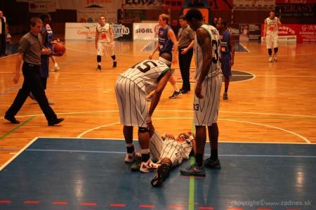 Foto a video: BC Prievidza - EDYMAX SPU Nitra 85:98 21