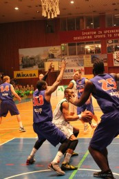 Foto a video: BC Prievidza - EDYMAX SPU Nitra 85:98 31